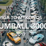 Gumball 3000 Riga to Mykonos 2017 // フル参戦映像を公開。